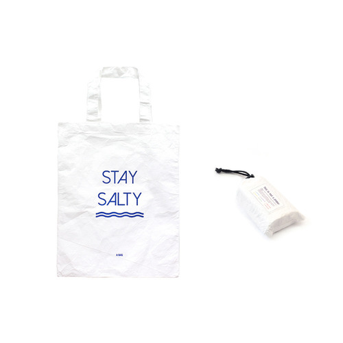 LIGHT BAG_ss white(pocket)
