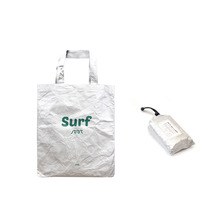 LIGHT BAG_surf silver(pocket)